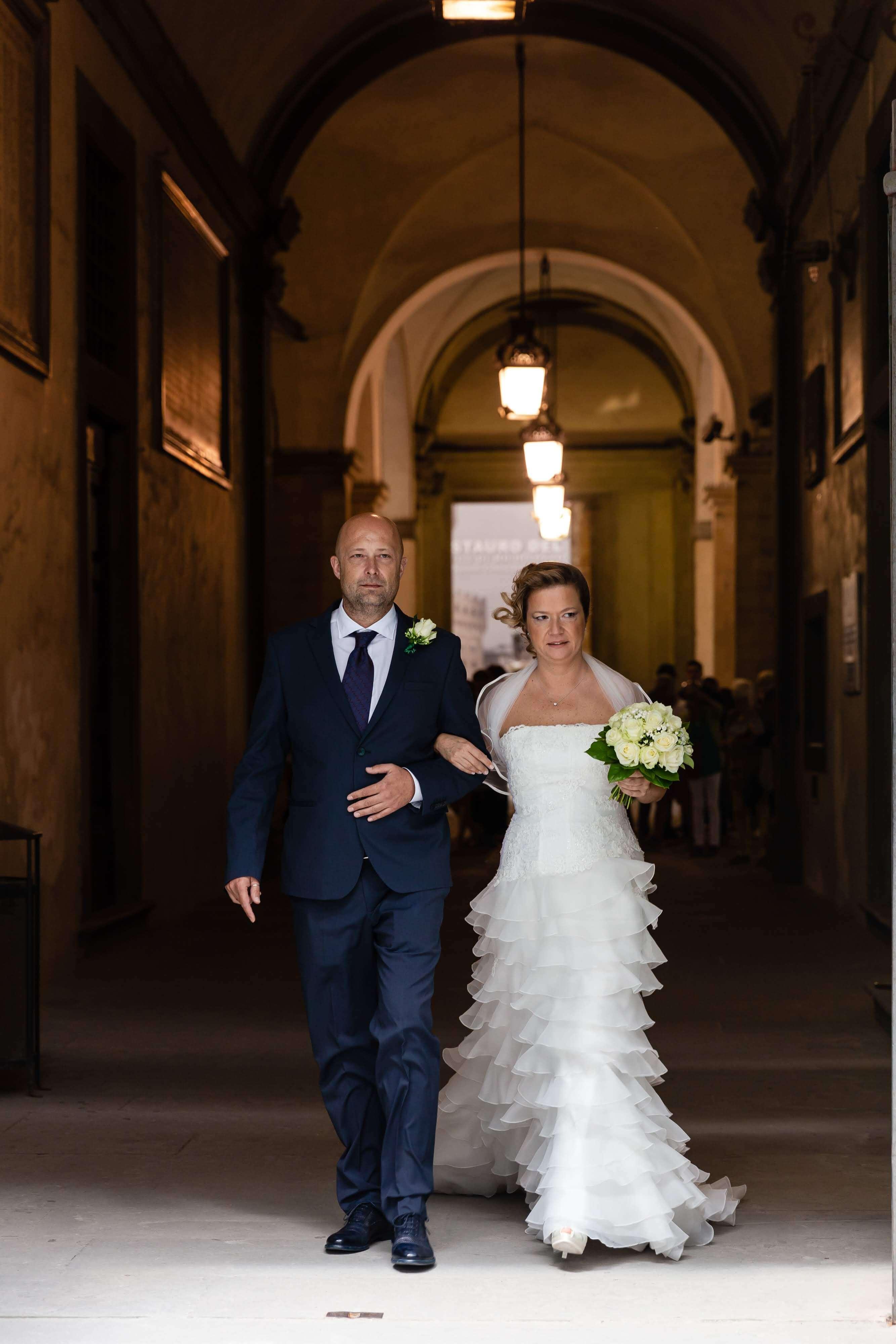 matrimonio I&F - Palazzo Vecchio - FIrenze