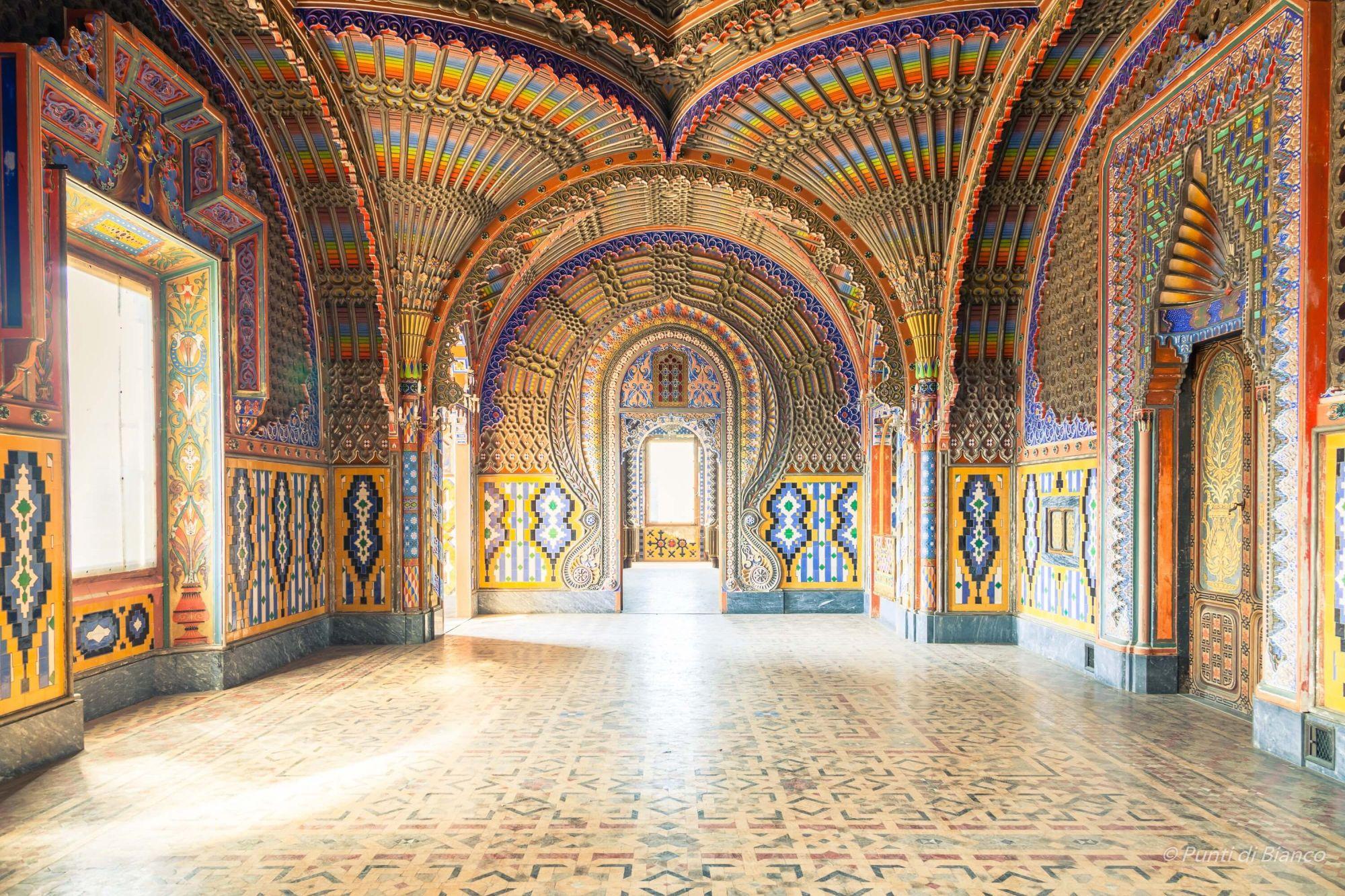Castello di Sammezzano - Toscana