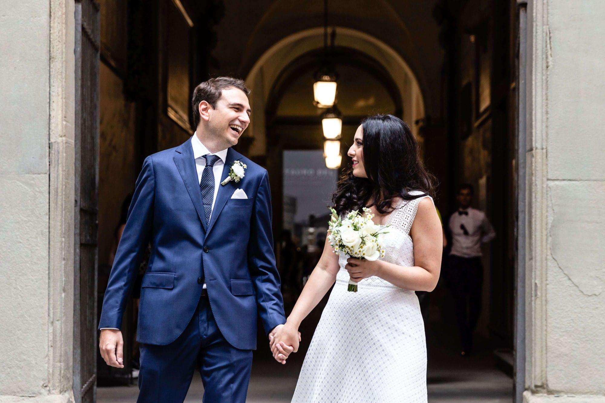 matrimonio S&F - Palazzo Vecchio - Firenze