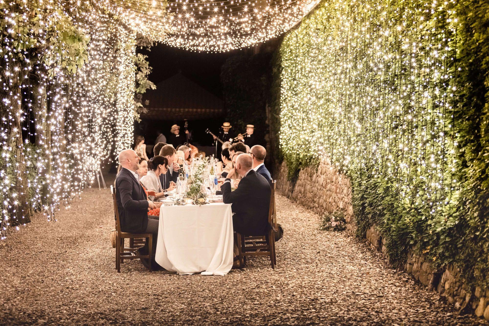 Matrimonio S&S - Villa il Poggiale - Toscana
