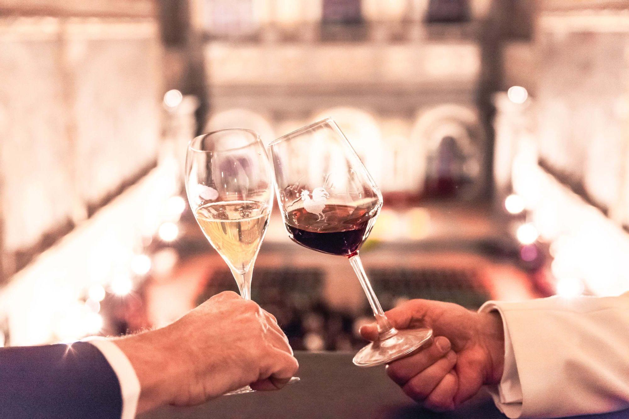 Cavalieri dello Champagne - Salone dei 500 - Palazzo Vecchio - Firenze