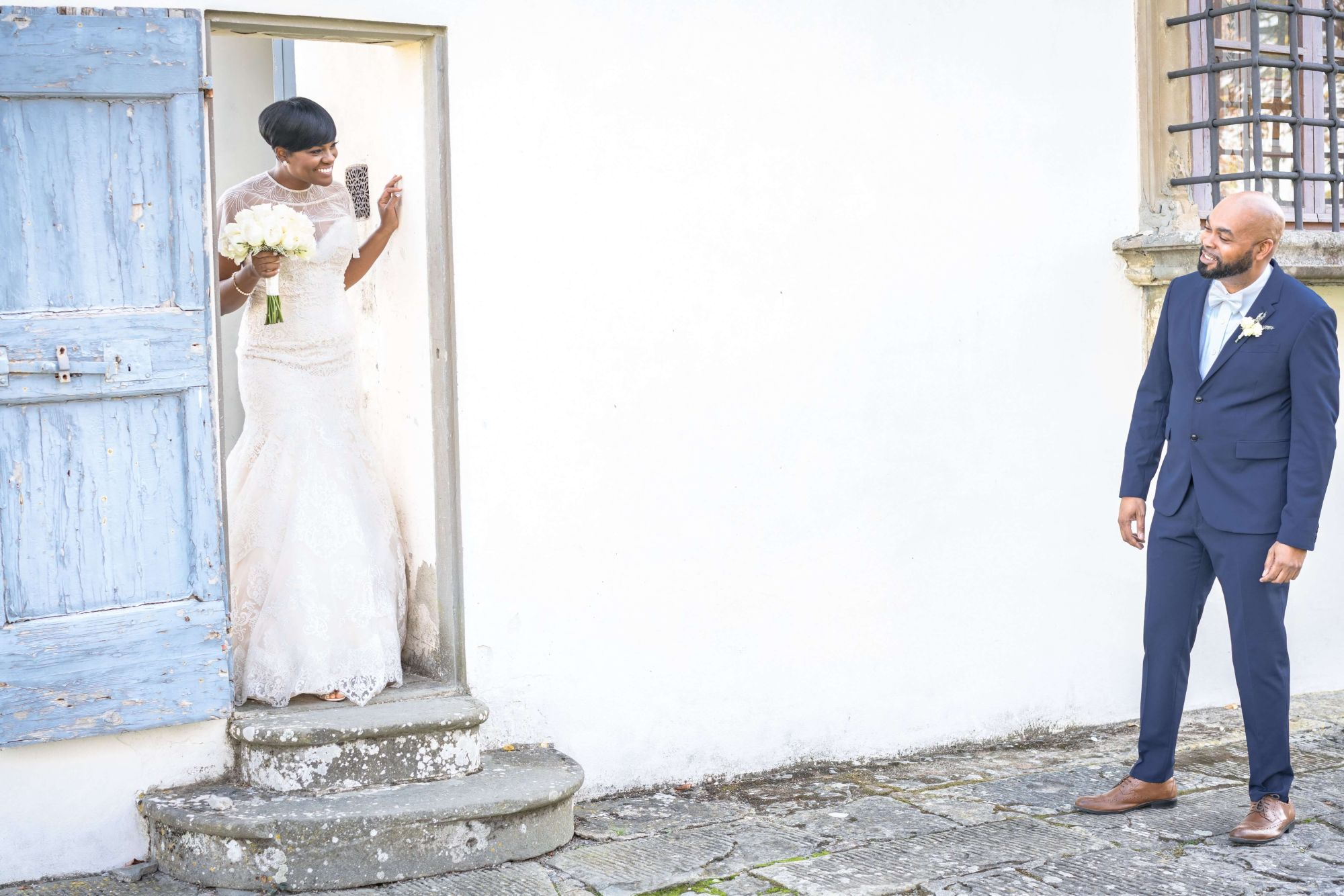matrimonio P&J - Villa Corsini a Mezzomonte - Toscana
